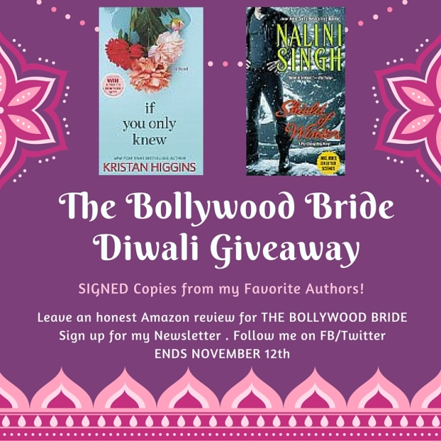 The Bollywood Bride Diwali Giveaway
